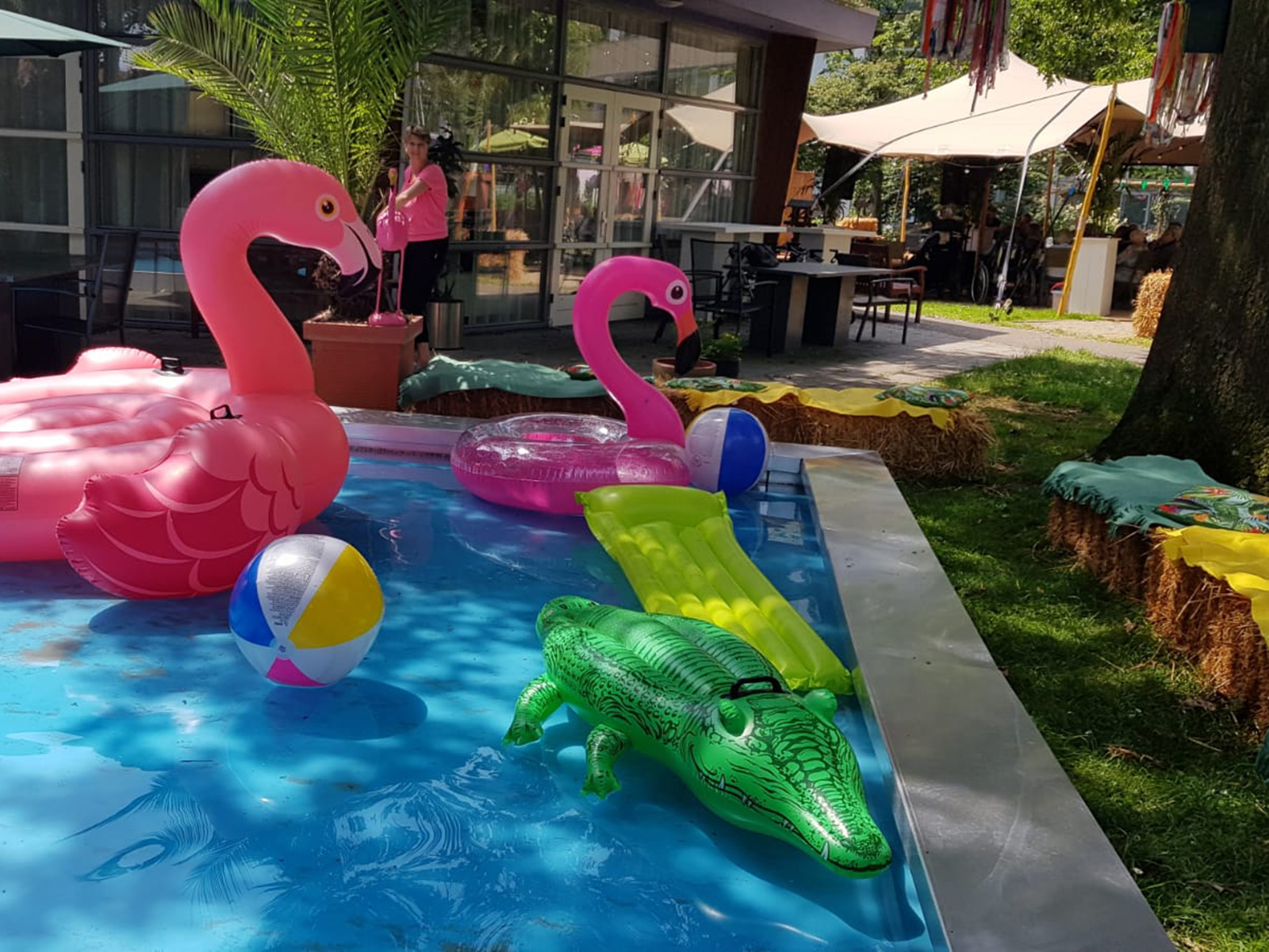 poolparty-decoratie