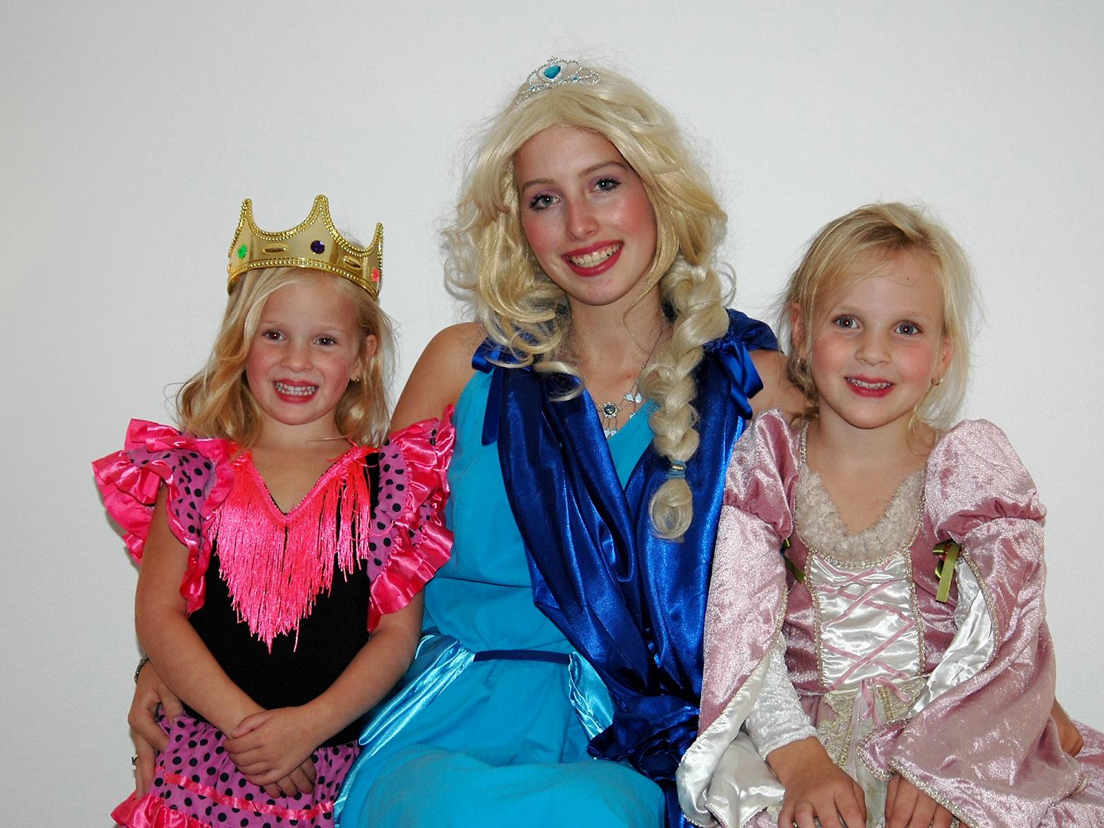 prinsessen-meisjes